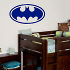 BATMAN BAT LOGO WALL STICKER ART TRANSFER HIGH QUALITY MATT VINYL