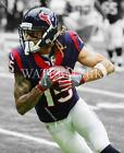 RT403 Will Fuller Houston Texans Rookie Football 8x10 11x14 Spotlight Photo