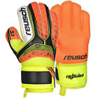 Guanti portiere Reusch - JUNIOR Pulse S1 Black / Orange