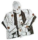 Wildfowler outfitter WildTree snow camo Insulated parka jacket NEW