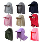 Neck Face Flap Sport Hiking Unisex Fishing Cap UV Protection Baseball Hat
