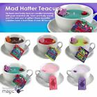 Bomb Cosmetics Mad Hatter Teacup Candle Cup Handmade Fruit Vegan Boxed Home Gift
