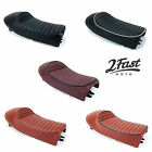 2FastMoto Cafe Racer Style Seat Motorcycle Custom Hump Vintage Triumph BMW $99.46 USD