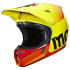 Fox Racing V3 40 Year LE Off Road MX Helmet Yellow