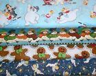CHRISTMAS #14  FABRICS Sold INDIVIDUALLY NOT AS A GROUP By the HALF YARD
