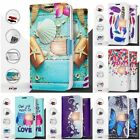 For ZTE Imperial Max / Max Duo 4G LTE ZIZO Design Wallet Case Pouch Card Slots