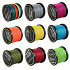 8 Strands 100M 300M 500M 1000M 130LB-300LB Dyneema Braided Fishing Line