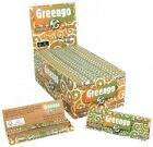 Greengo 1 1/4 size Rolling Papers 5, 10, 25 or 50 pack