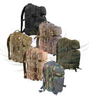SMALL MOLLE RECON ASSAULT PACK 28L RUCKSACK TAN,GREEN,BLACK,MULTICAM,DPM,BTP,UTP