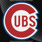 Chicago Cubs 3-Color Decal Sticker 1941-1956 on Ebay