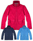 Ladies Jacket New Womens Plus Size Cotton Rich Summer Pink Blue Coats UK 8-28