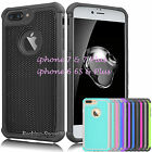 Hybrid Shockproof Armor Defender Hard Case Cover for Apple iPhone 6 6S 7 Plus