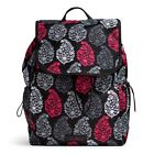 Vera Bradley Lighten Up Drawstring Backpack Bag