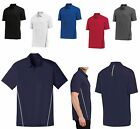 MEN'S MOISTURE & SNAG RESISTANT, SHORT SLEEVE, LIGHTWEIGHT, POLO SHIRT, XS-4XL