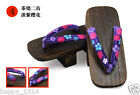 Women's Fashion casual cool sandals high heels Japanese clogs 23 24 25cm