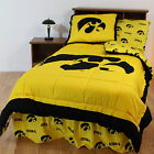 Iowa Hawkeyes Bed in a Bag Twin Full Queen Size Comforter Set CC