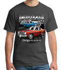 Dodge Dart Adult's T-shirt Chrysler American Made Car Tee for Men - 1542C $18.3 USD on eBay