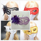 Sexy Lady Lace Venetian Eye Face Masque Costume Party Masquerade Halloween Mask