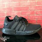 Adidas NMD Nomad R1 Triple Black Blackout Boost S31508 Size 45 12