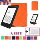 Magnetic Slim Leather Case Cover For Amazon Kindle Paperwhite 2016 Sleep/Wake US