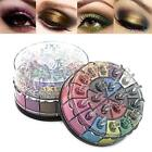 20 Colors Shimmer Glitter Eye Shadow Powder Palette Matte Cosmetic Makeup Kit