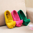 Candy color girls princess shoes fashion new sandals kids design single shoes TB