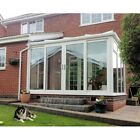 Liniar Lean To 4.0m x 4.0m Conservatory Full Height Panels