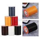 160M / Roll 0.45mm Polyester Round Waxed Thread for DIY Leather Craft Stitching