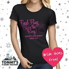 *Bride Goes Free* Ladies Hen Party T-Shirt Women's Final Fling T-Shirt Wedding