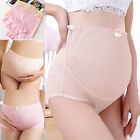 Внешний вид - Women Maternity Panties Cotton Pregnant Women High Waist Briefs Lace Underwear