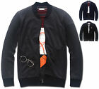 New Fashion Mens Dandy Style Basic Jumper Blouson Jacket Blazer Outwear Top W005