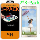 High Quality Premium Tempered Glass Screen Protector for Samsung Galaxy Note 5