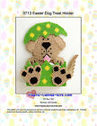 Easter Dog and Egg Treat Holder- Plastic Canvas Pattern or Kit