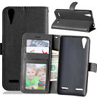 Luxury Card Holder Stand Wallet Leather Flip Skin Case Cover For Lenovo Models