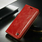 Card Holder PU Leather Wallet Case Purse Cover for Samsung Galaxy S8 S7 Note 8 9