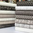MODA Compositions 100 % cotton fabric  16 piece bundles for sewing & patchwork