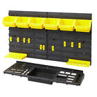 Garage Shed Workshop Wall Tool Storage Rack Kit Inc Tool Rack Storage BiGDUG