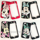 Cute Disney Cartoon Minnie mouse Bow fullbody Case Cover for iPhone 7 6 6S plus