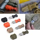 Outdoor Knife Portable Multifunction Plastic Self-defense Key Ring Mini Tool