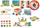 Peanuts Branded Toys Puzzles Clock Snoopy Charlie Brown Magnets Workbench Ludo