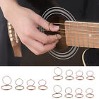 1 Thumb & 3 Finger Guitar Picks Metal Butterfly Plectrums Finger Set Gold Silver