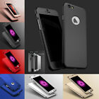 Kyпить Luxury UltraThin Shockproof Hybrid 360 Case Cover For Apple iPhone 8 7 5s 6s SE  на еВаy.соm