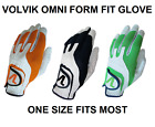 Volvik Omni Cabretta Leather Hybrid Golf Glove 1 Size Fit MED - XXL U PICK COLOR