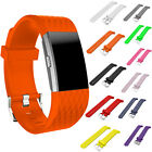 NEW Silicone Band Strap Replacement Bracelet For Fitbit Charge 2 Accessories .