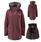 Westbeach Ladies Skiing/Snowboarding 20k Waterproof/20k Breathable Parka  Auburn