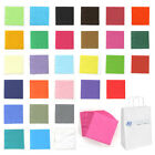 50 2-Ply Paper Napkins - 29 Colors - Cocktail Drink Party Wedding Reception