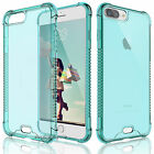 iPhone 7 / 7 Plus Clear Case For Girls Shockproof TPU Bumper Slim Phone Cover
