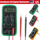 XL-830L Handheld LCD Digital Multimeter 3 1/2 Voltmeter Ohmmeter Multitester F7