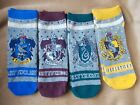 Ladies Shoe Liners - Harry Potter House - 4 Different - Size 4-8 - Socks