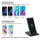 ITIAN Multi-function QI Wireless Standard Charger Cellphone Charging For Samsung